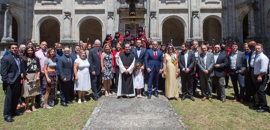 Segunda misión comercial Ourense Estados Unidos