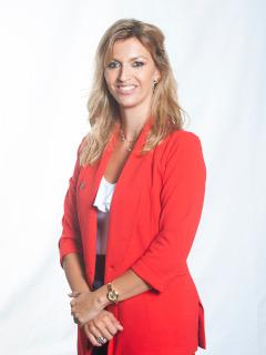 Marina Ortega   Deputada no Parlamento de Galicia