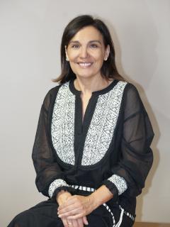 Carmen Rodríguez Dacosta   Deputada no Parlamento de Galicia
