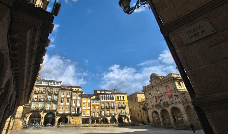 Concello de Ourense Praza Maior